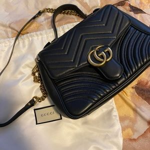 GG Top Handle Bag